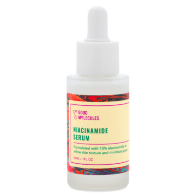 good molecules niacinamide serum