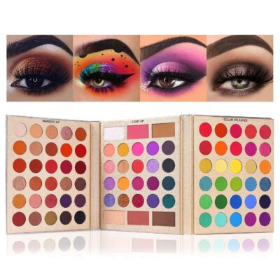 UCANBE UCANBE Pretty All Set Eyeshadow Palette