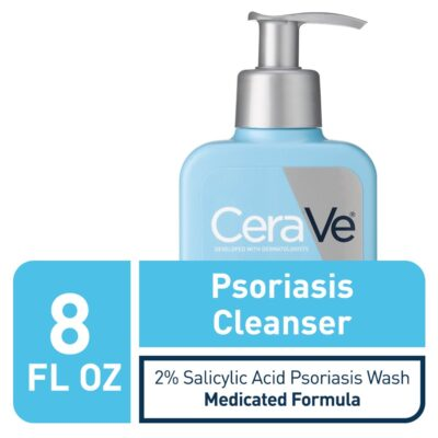 CeraVe Psoriasis Cleanser